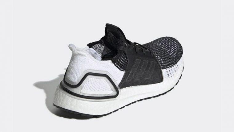 adidas Ultra Boost 19 Black Grey B75879 01