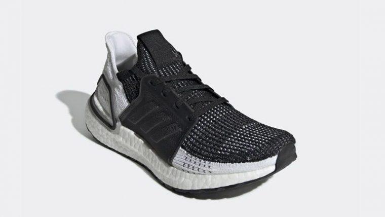 adidas Ultra Boost 19 Black Grey B75879 03 thumbnail image
