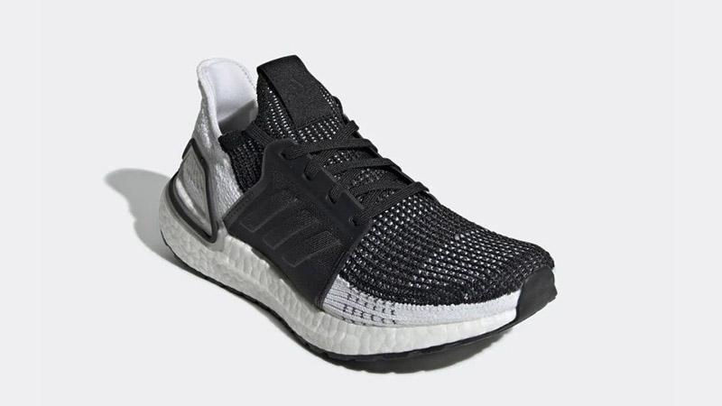 adidas Ultra Boost 19 Black Grey B75879 03