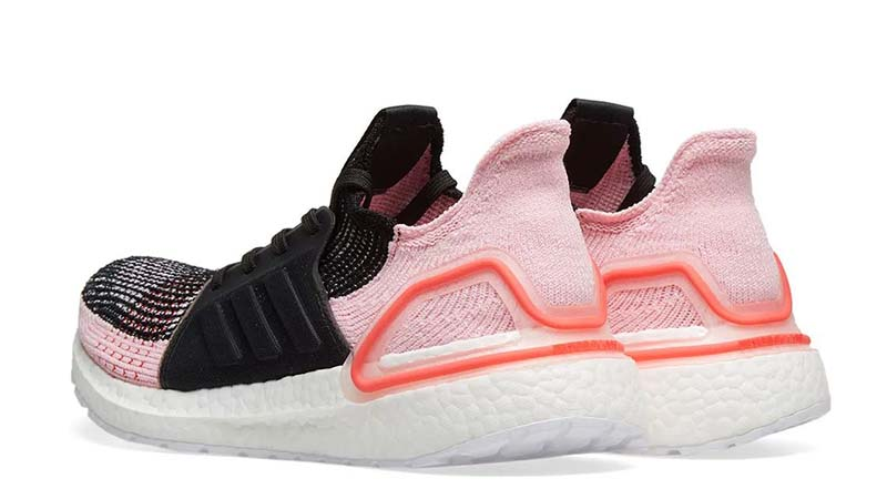 792c176ed adidas Ultra Boost 19 Black Pink G26129 01