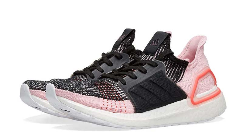 2838e2b25 adidas Ultra Boost 19 Black Pink G26129 03