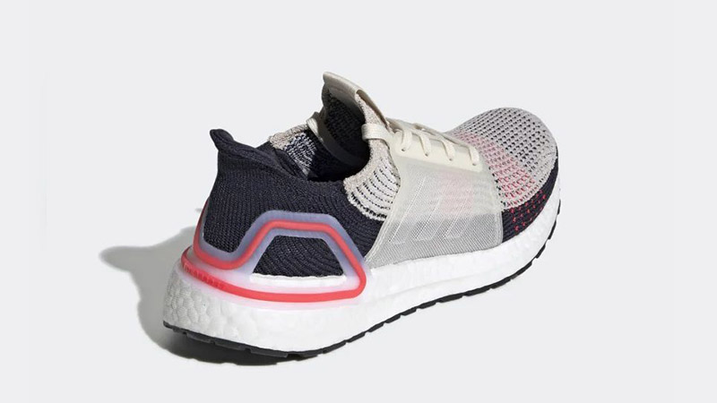 adidas Ultra Boost 19 Brown White F35284 01