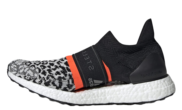 d64948fa61d8a The Stella McCartney x adidas Ultra Boost x 3D Black Solar Red will be  available to buy from March 14th via the stockists listed.