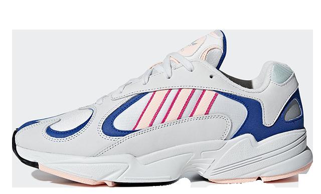 adidas Yung 1 Blue Pink BD7654