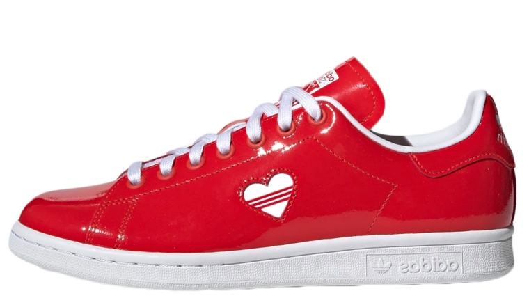 adidas superstar red valentines thumbnail image