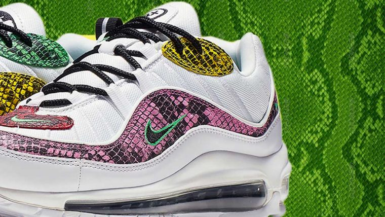 best authentic 7087f 5a2a0 Nike Air Max 98 Snake