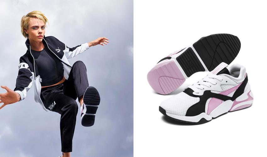 PumaCara Delevigne sneakers Cara Delevigne sneakers $80