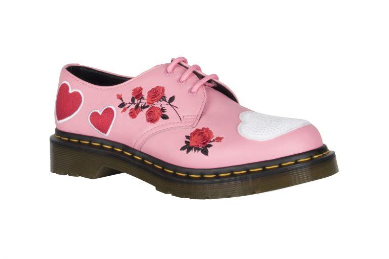 dr martens rebel heart valentines