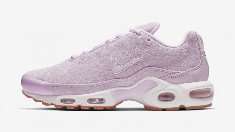 nike tn air max plus pastel suede