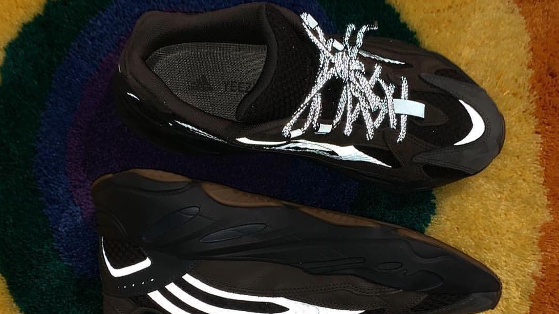 new concept 0b463 e6ae9 A$AP Bari Shares A Closer Look At The Yeezy Boost 700 V2 ...