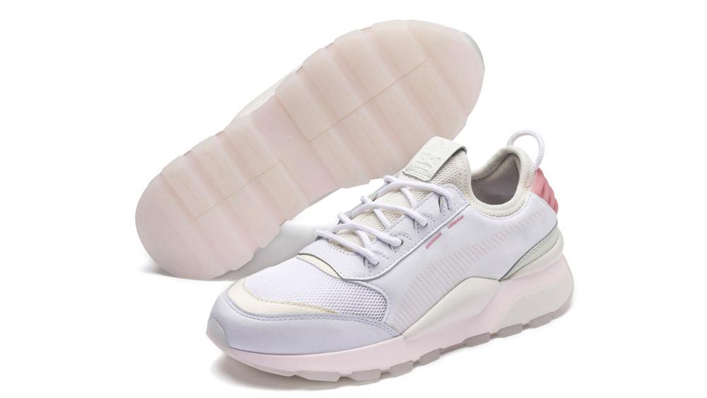 PUMA RS-0 TRACKS White Pink