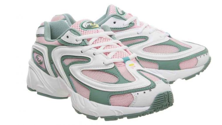 Fila Buzzard White Green thumbnail image