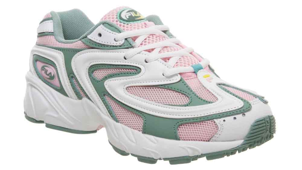 Fila Buzzard White Green