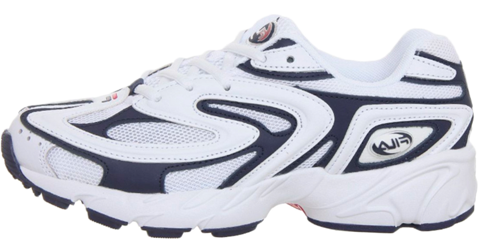 Fila Buzzard White Navy