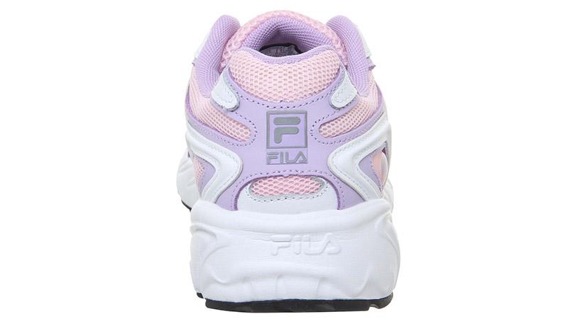 Fila Buzzard White Pink Purple 01