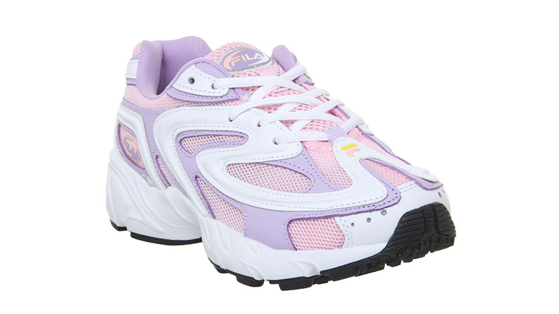 Fila Buzzard White Pink Purple 03