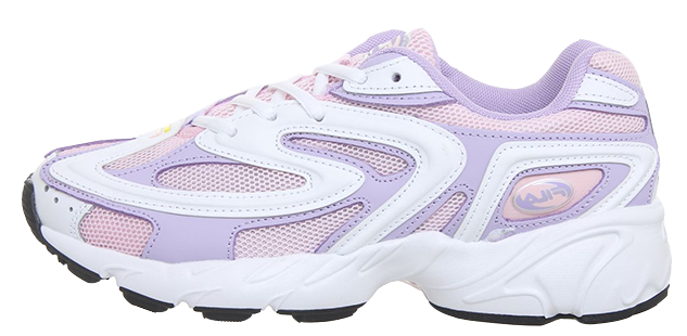 Fila Buzzard White Pink Purple
