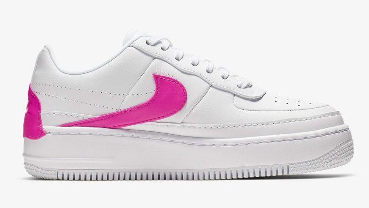 e9ecf24488b Nike Air Force 1 Jester XX White Pink