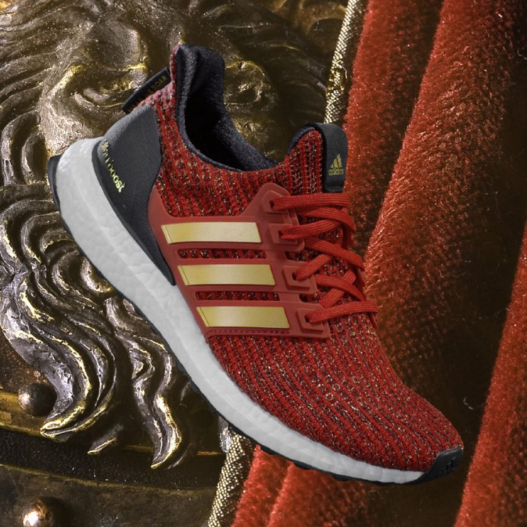"""Game Of Thrones x adidas Ultra Boost """"House Lannister"""""""
