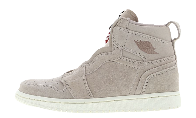 brand new 35de2 30459 Jordan 1 High Zip Beige Bronze. Release Fri 1st Mar, 2019 ...