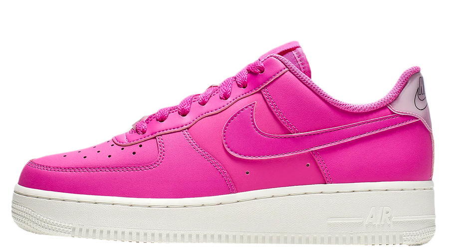 nivel Fuera de plazo Contra la voluntad  Nike Air Force 1 '07 Essential Hot Pink | Where To Buy | AO2132-600 | The  Sole Womens