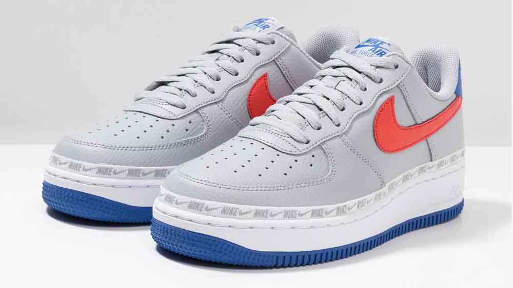 Nike Air Force 1 07 LV8 Wolf Grey