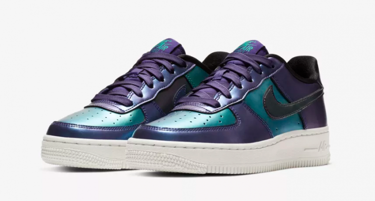 competitive price 0c9cb 757fa If you re also loving the Nike Air Force 1 LV8 Metallic Purple as much as  us, click the links below to cop! UK true DD MM YYYY
