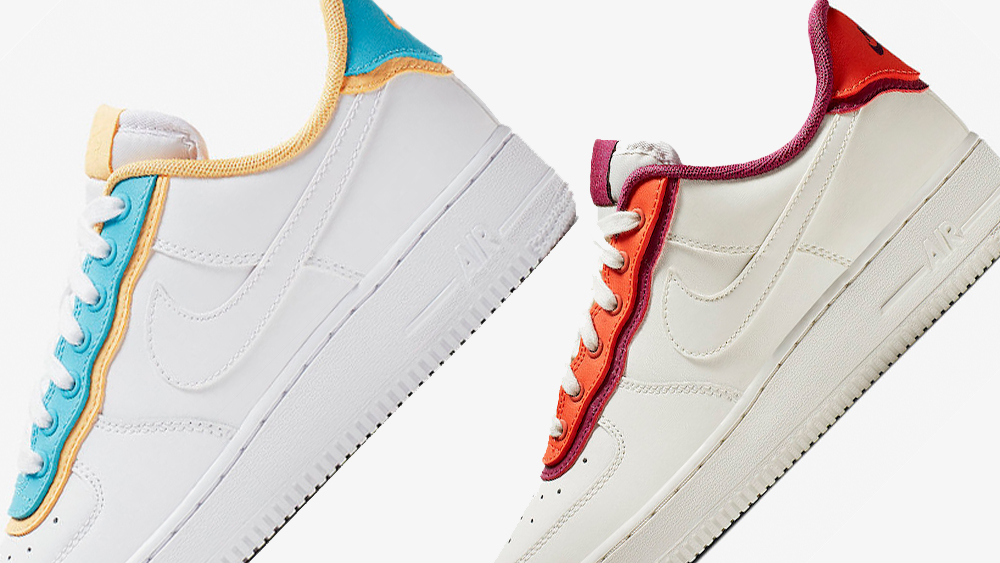 Nike Air Force 1 Low Layered