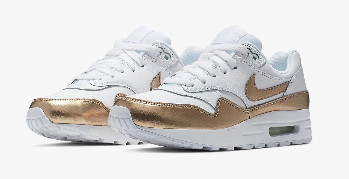 magasin en ligne c0809 95df3 Nike Air Max 1 EP White Gold | BV0033-100