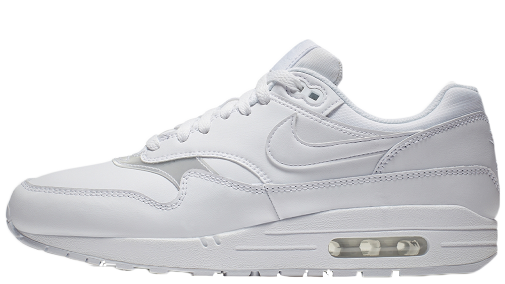 air max 1 triple white