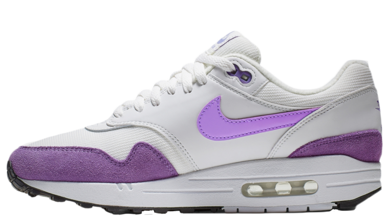 Nike Air Max 1 White Purple | 319986-118 thumbnail image