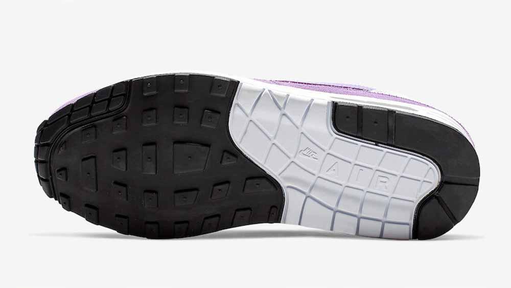 Nike Air Max 1 White Purple