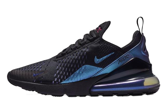 Nike Air Max 270 Throwback Future Black | AH8050 020