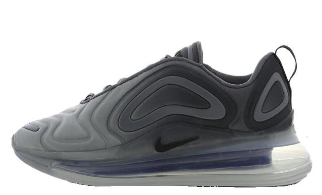Nike Air Max 720 Black Silver