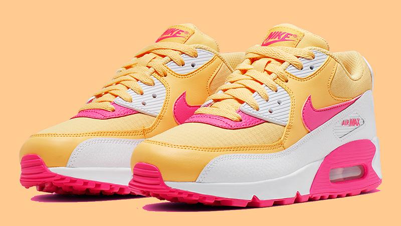 Nike Air Max 90 Tropical Topaz Gold