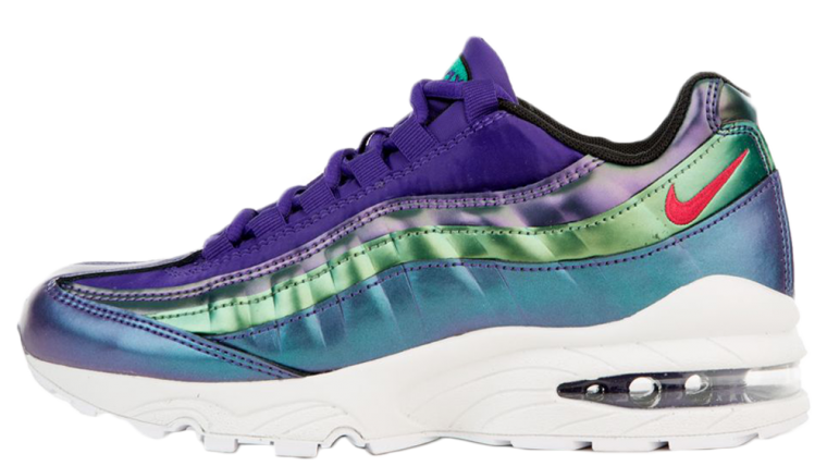 Nike Air Max 95 SE Holographic Purple GS | AO9211-500
