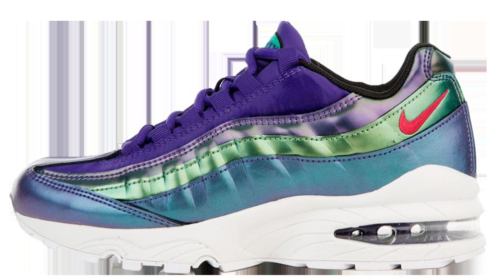 Nike Air Max 95 SE Metallic Purple GS