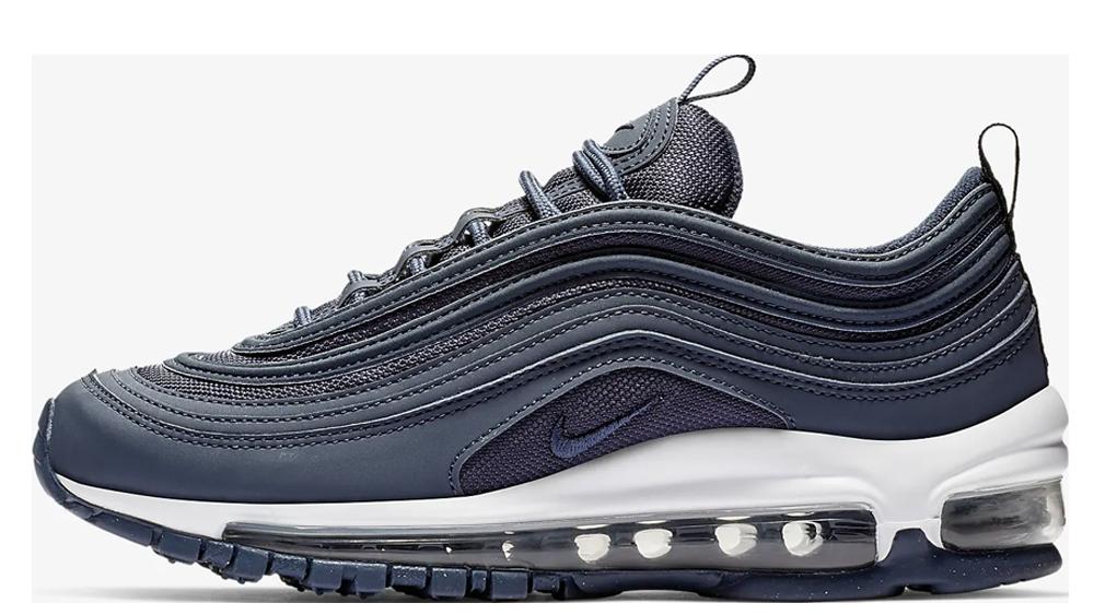sports shoes 58d2b 1f7de Nike Air Max 97 PE GS Blue White | BQ7231-400
