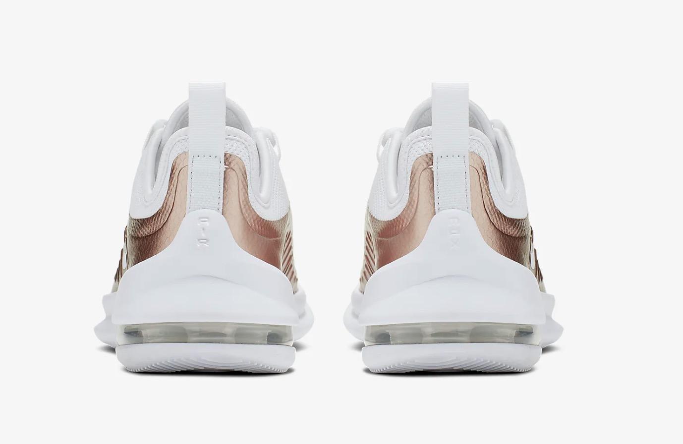 Nike Air Max Axis EP GS White Gold