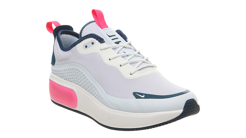 0ad9906623 Nike Air Max Dia Blue Pink Women's | The Sole Womens
