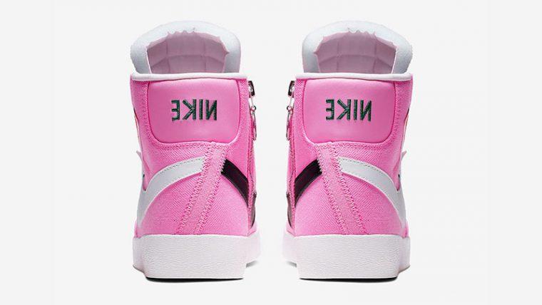 Nike Blazer Mid Rebel Pink White BQ4022-602 01 thumbnail image