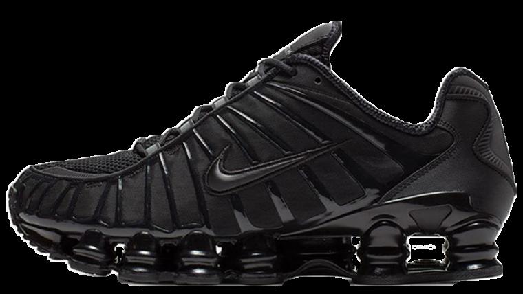 Nike Shox TL Triple Black | BV1127-001
