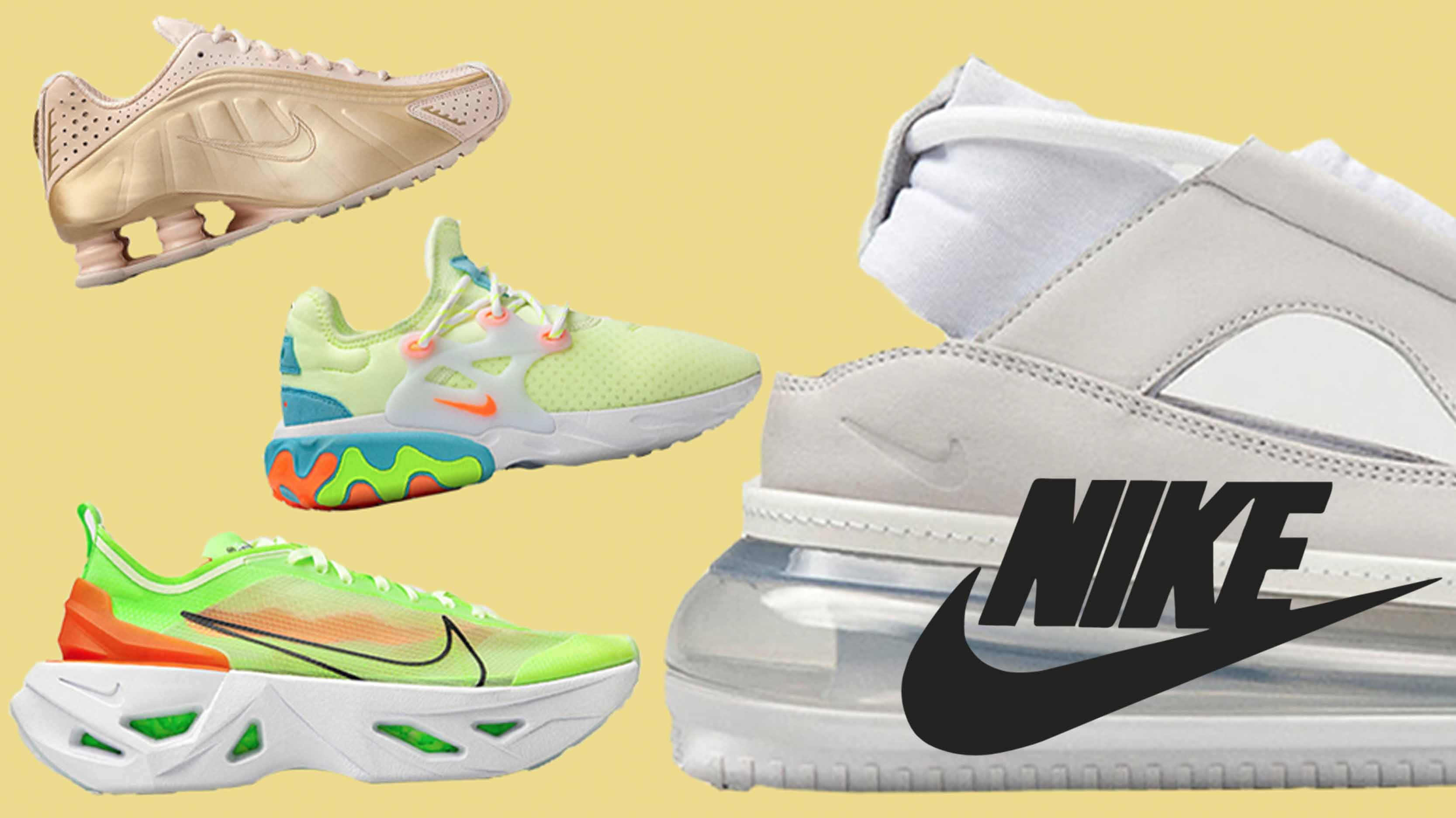bb99a11aa We re Going Crazy For The Nike Women s Summer Collection