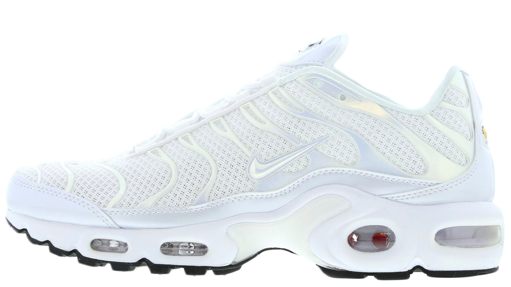 on sale cded6 51d5e Nike Tuned 1 White Pearl