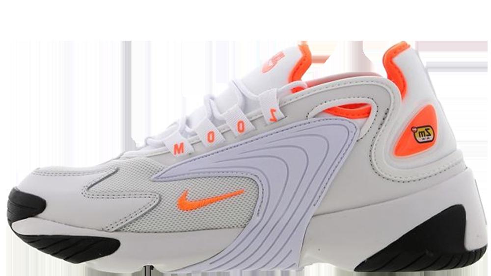 Nike Zoom 2K Platinum Orange