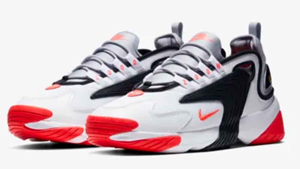 Nike Zoom 2K White Infrared | AO0269-105