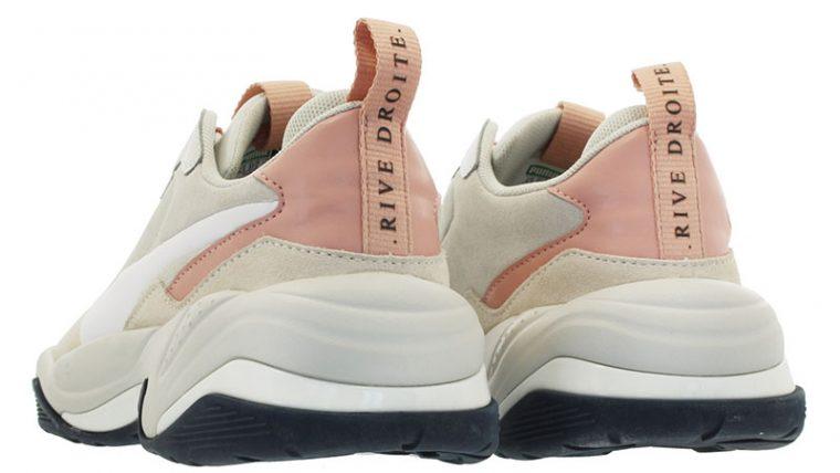 PUMA Thunder Rive Gauche Peach Beige Womens 369453-01 01 thumbnail image