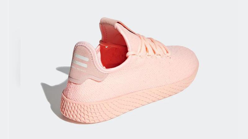 Pharrell Williams x adidas Tennis Hu Pink D96551 01