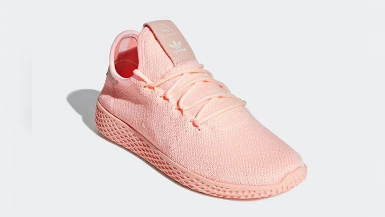 Pharrell Williams x adidas Tennis Hu Pink D96551 03 thumbnail image