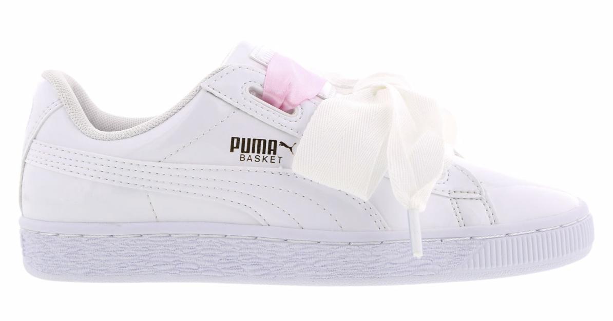 foot locker puma heart patent